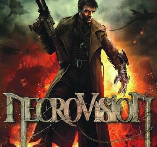Галерея игры NecroVisioN