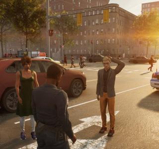 Галерея игры Police Simulator: Patrol Officers