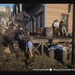 Red Dead Redemption 2 Вот что утром обнаружил придя за лошадью