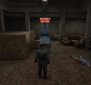 Галерея игры Max Payne