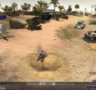 Галерея игры Men of War: Assault Squad 2