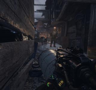 Галерея игры Metro Exodus