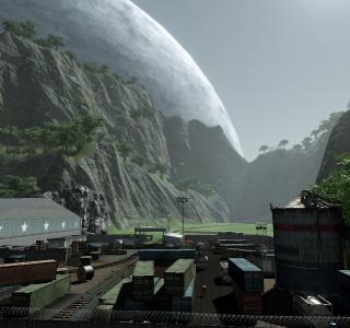 Галерея игры Crysis
