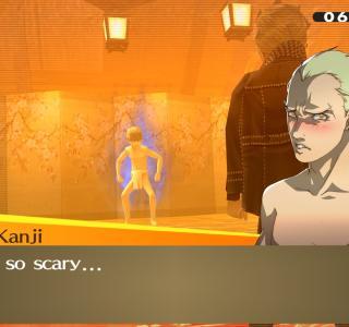Галерея игры Persona 4