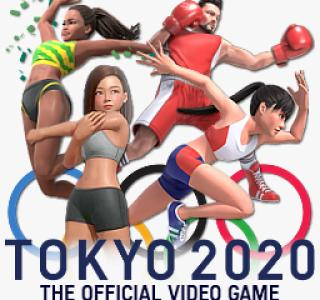 Галерея игры Tokyo 2020 Olympics: The Official Video Game