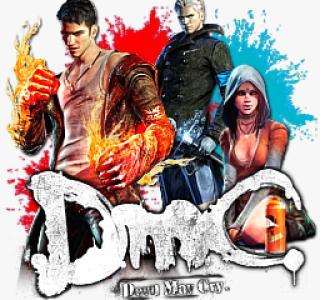 Галерея игры DmC: Devil May Cry