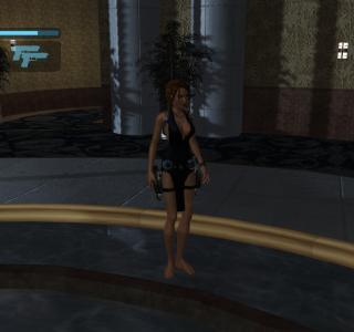 Галерея игры Tomb Raider: Legend