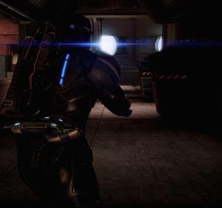 Галерея игры Mass Effect Legendary Edition