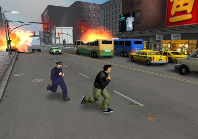 street 1.jpg - Grand Theft Auto 3