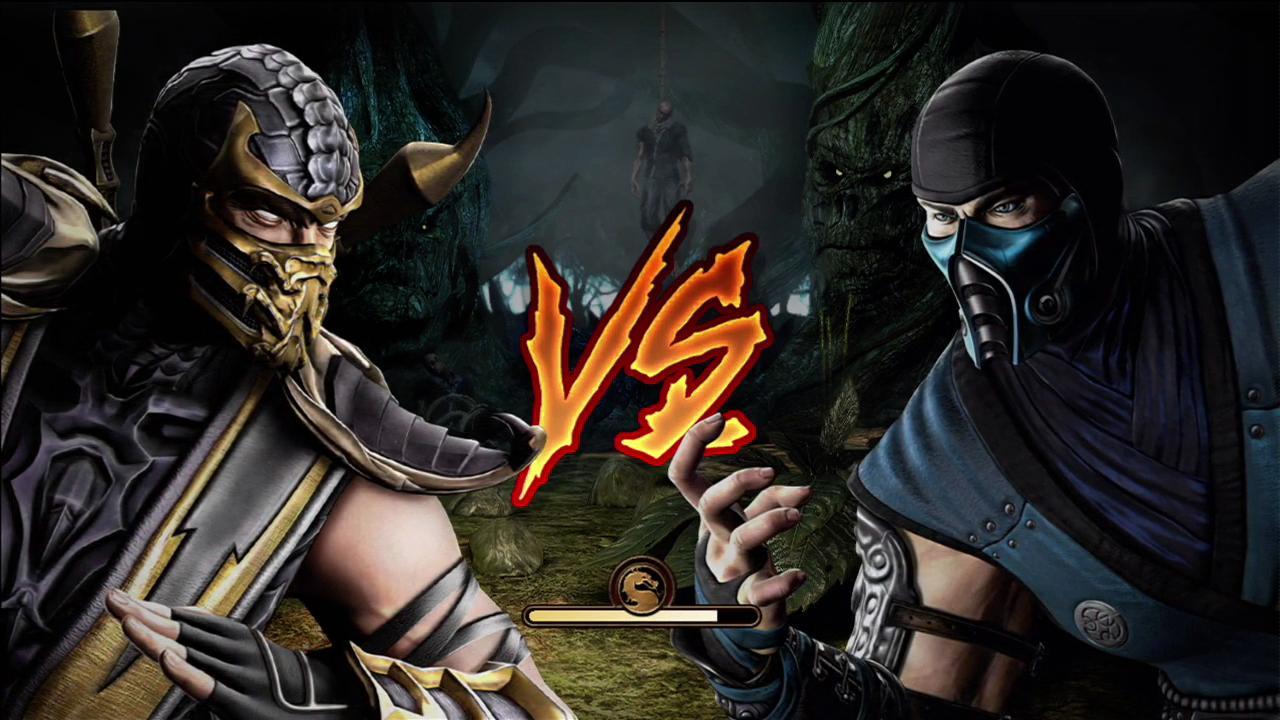 VSСкрин1 - Mortal Kombat (2011) МК