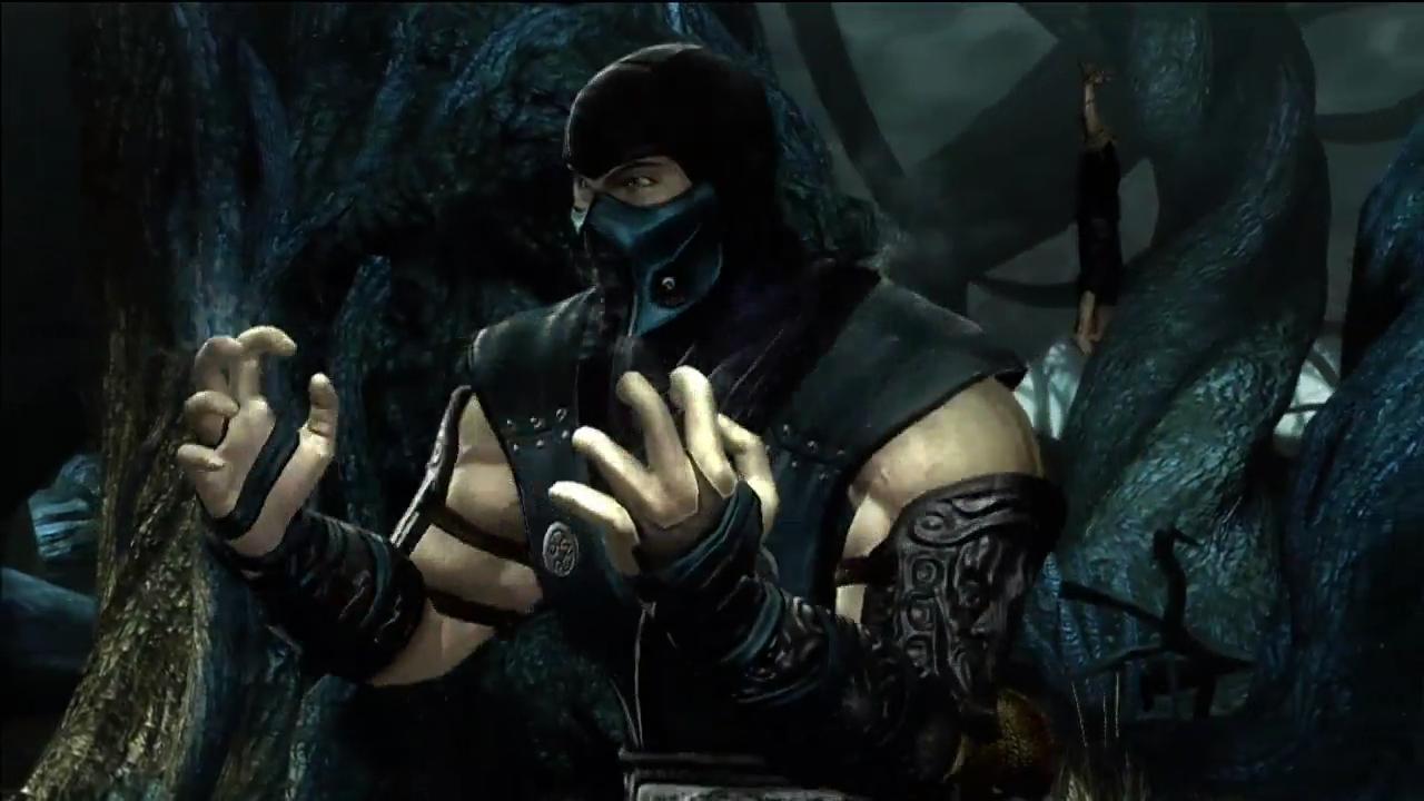 Старший - Mortal Kombat (2011) МК