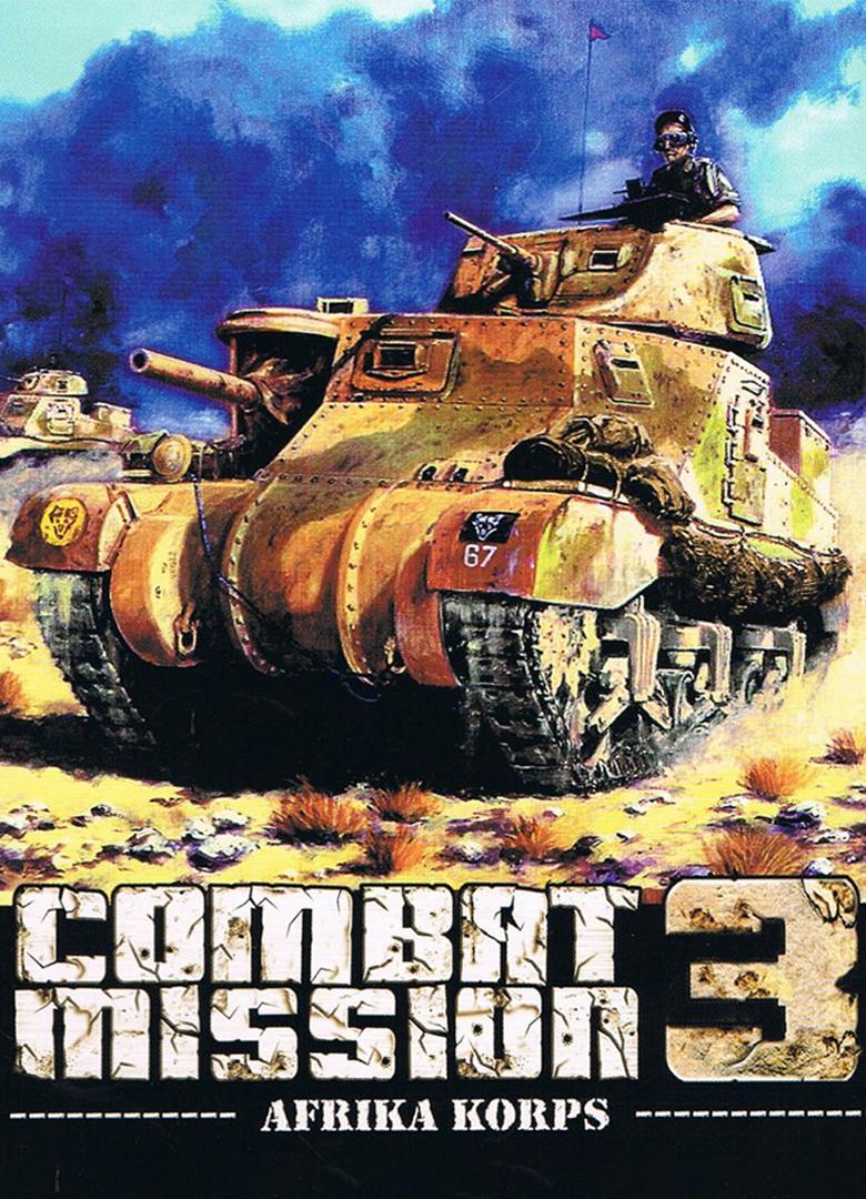 Обложка - Combat Mission 3: Afrika Korps