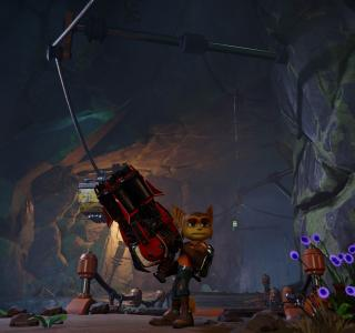 Галерея игры Ratchet & Clank: Rift Apart