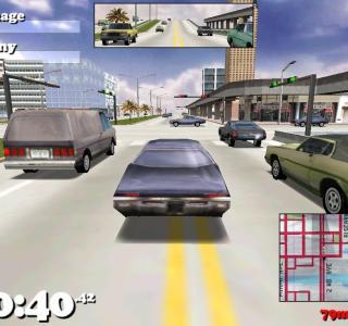 Галерея игры Driver