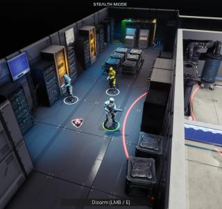 Галерея игры Saturated Outer Space