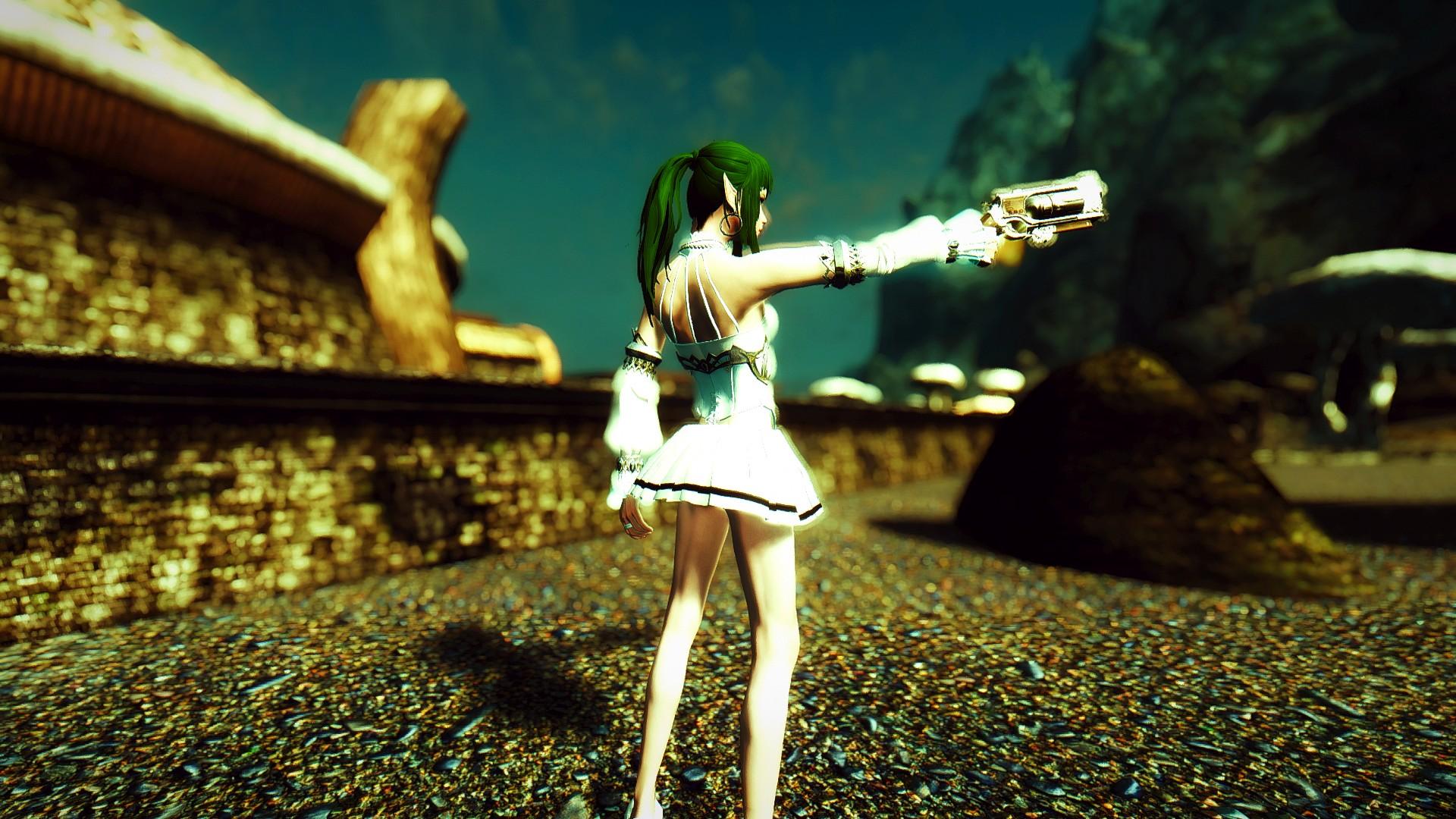 Monster Hunter.jpg - The Elder Scrolls 5: Skyrim