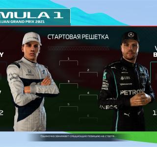 Галерея игры F1 2021