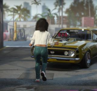 Галерея игры Need for Speed: Heat
