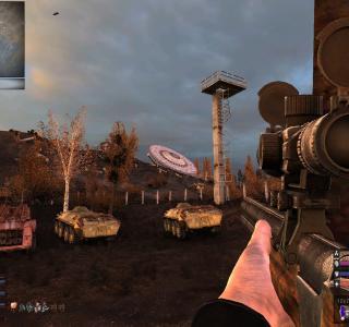 Галерея игры S.T.A.L.K.E.R.: Shadow of Chernobyl