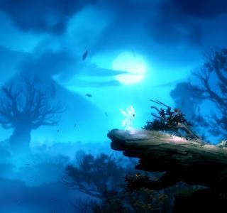 Галерея игры Ori and the Blind Forest