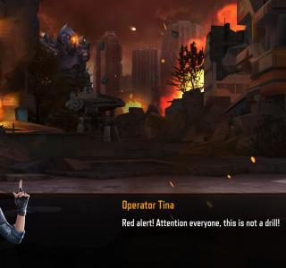Галерея игры Contra Returns