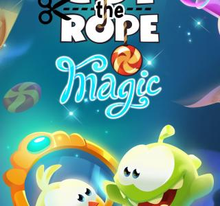 Галерея игры Cut the Rope: Magic