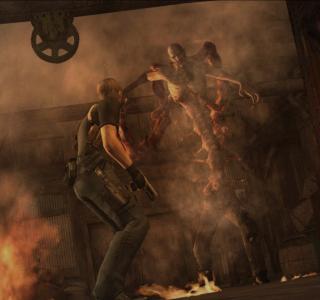 Галерея игры Resident Evil 4