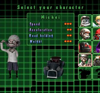 Галерея игры Crazy Frog Racer