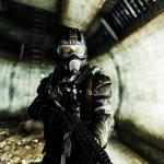 Fallout: New Vegas skavenger radiation suit
