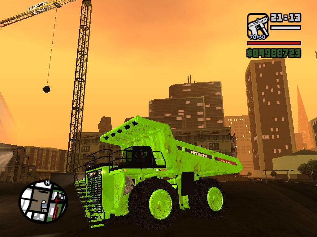 hitachi - Grand Theft Auto: San Andreas