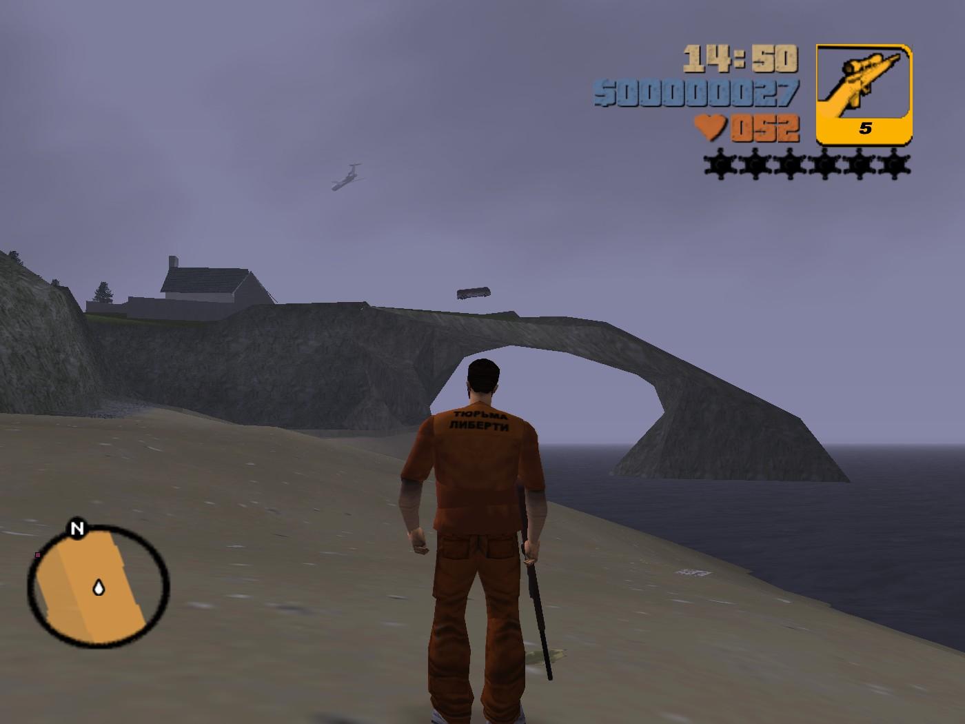 НЛАвтобус - Grand Theft Auto 3