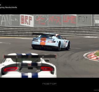 Галерея игры Gran Turismo Sport