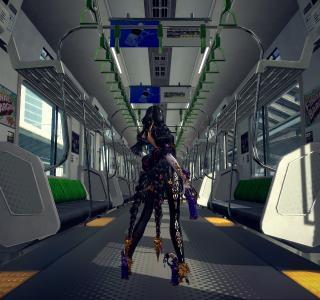 Галерея игры Bayonetta 3