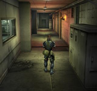 Галерея игры Metal Gear Solid: Peace Walker