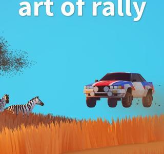 Галерея игры art of rally