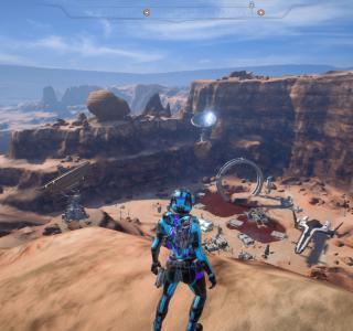 Галерея игры Mass Effect: Andromeda