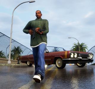 Галерея игры Grand Theft Auto: The Trilogy