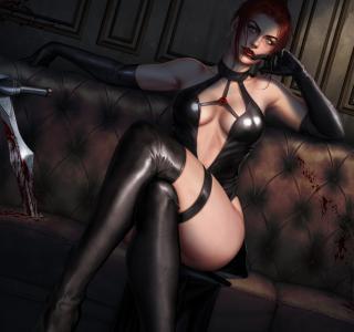 Галерея игры BloodRayne 2