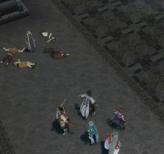 Галерея игры Tales of Zestiria