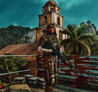 Галерея игры Far Cry 6