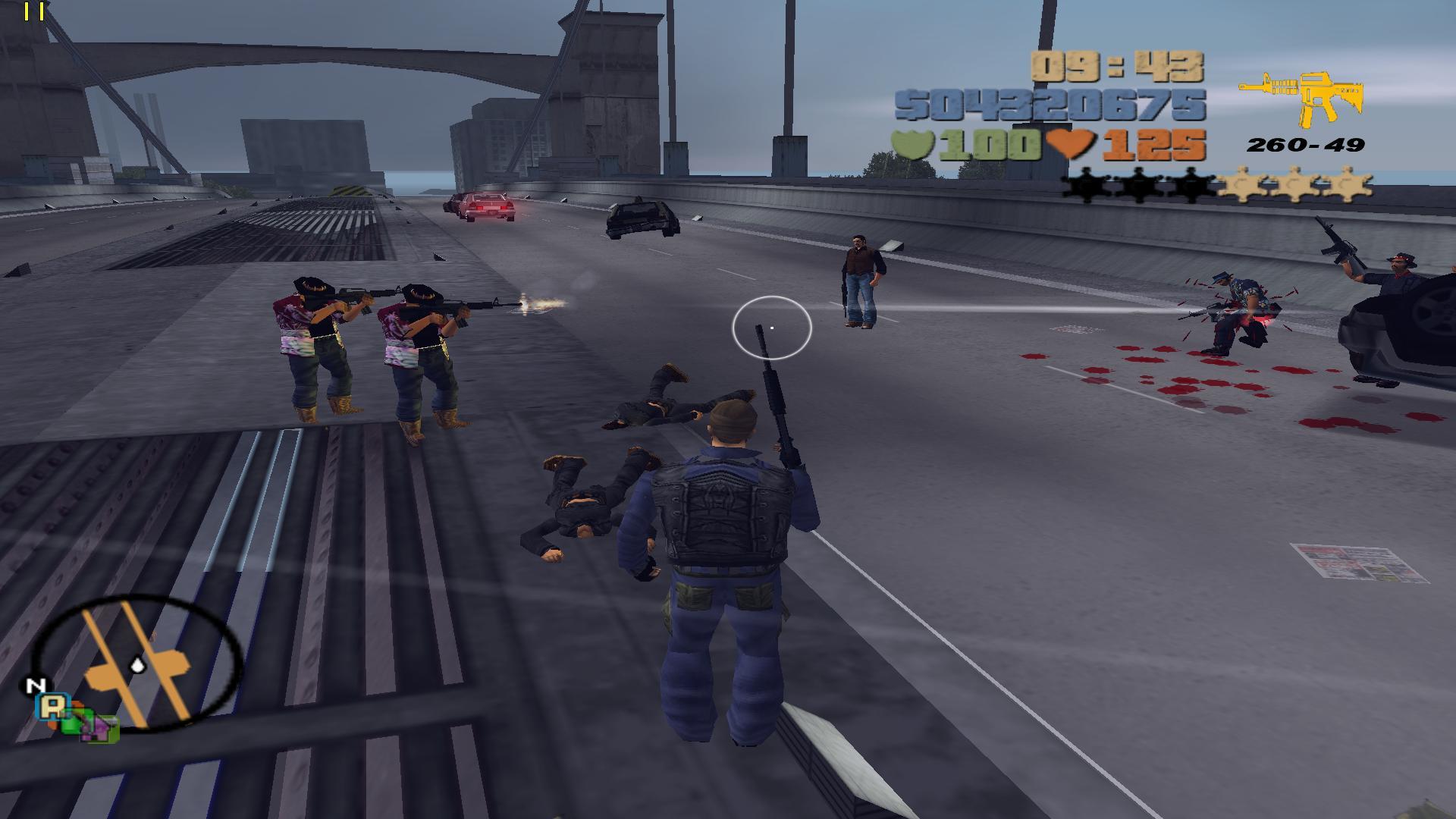 Вот так.JPG - Grand Theft Auto 3