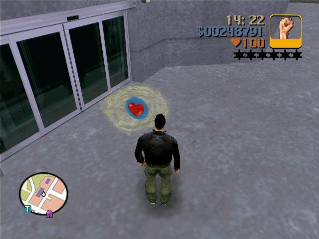 новое освешение - Grand Theft Auto 3