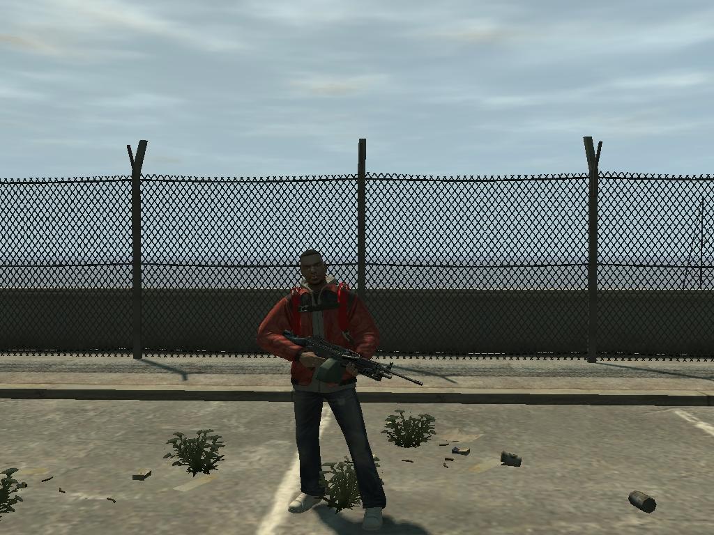 03 - Grand Theft Auto 4