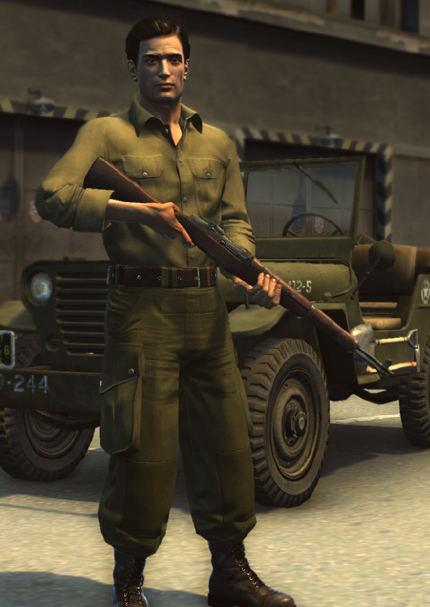 War Hero Pack DLC - 3 - Mafia 2