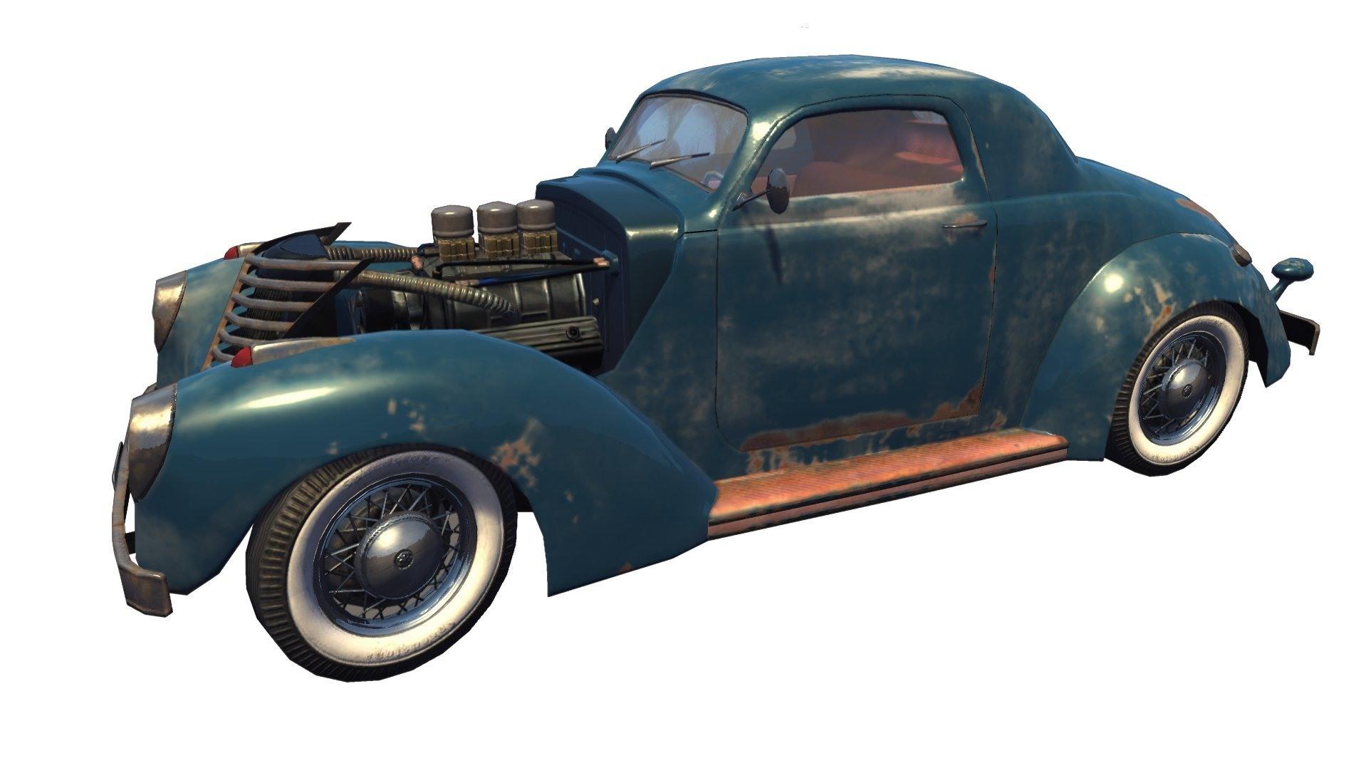 Renegade DLC - 1 - Mafia 2