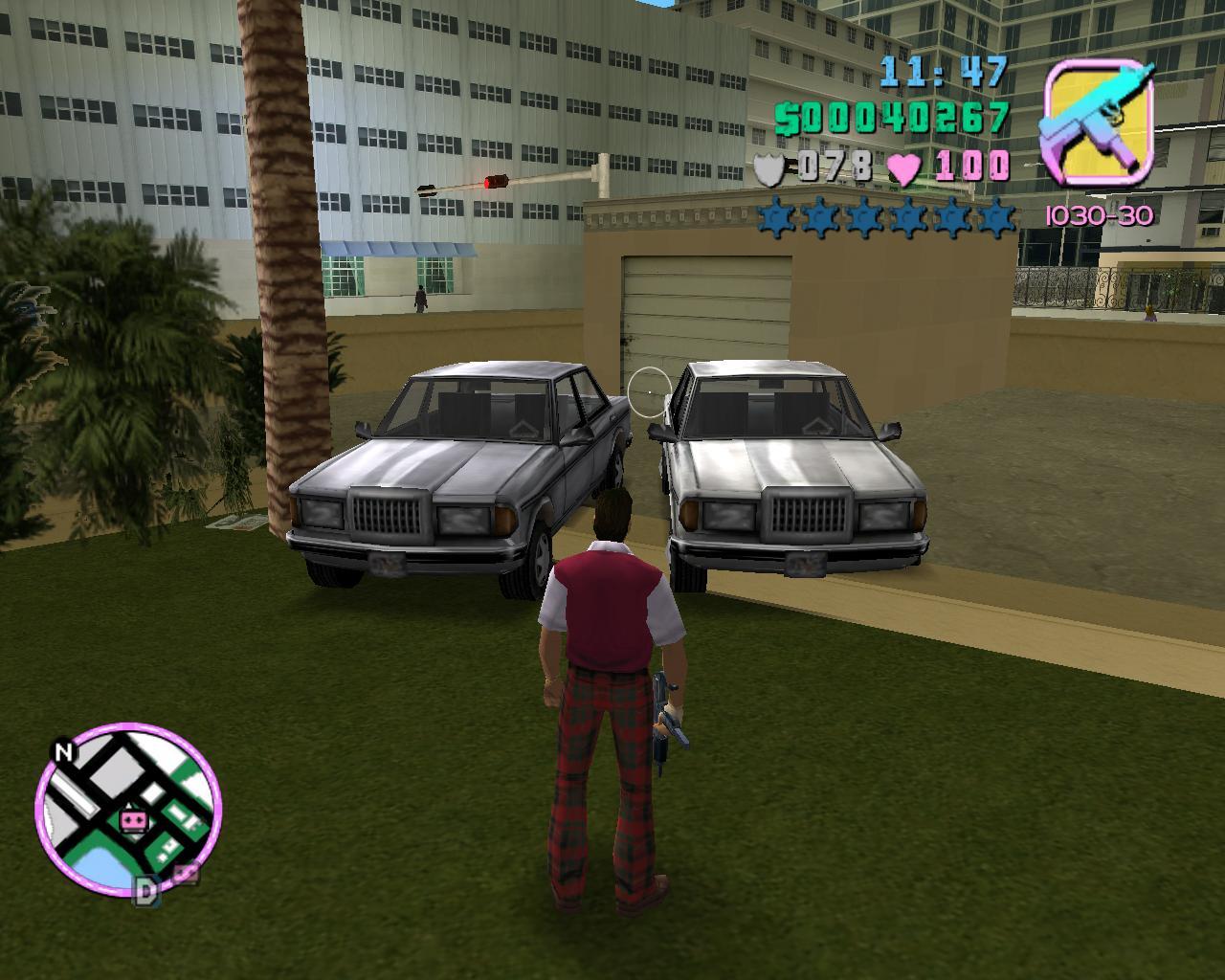 Машины в гта вай сити для гаража
