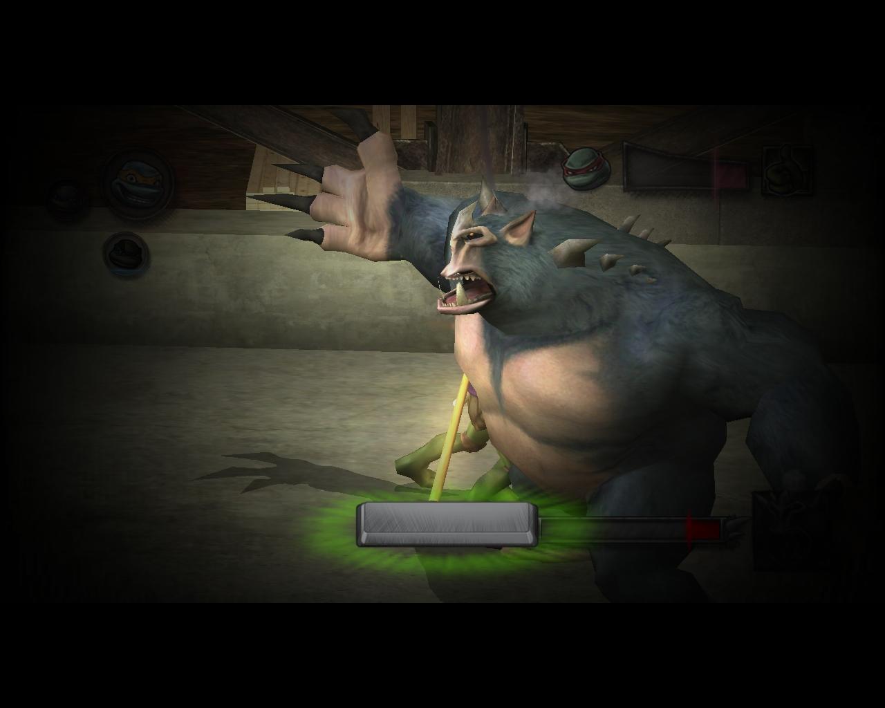 конг - Teenage Mutant Ninja Turtles: Video Game