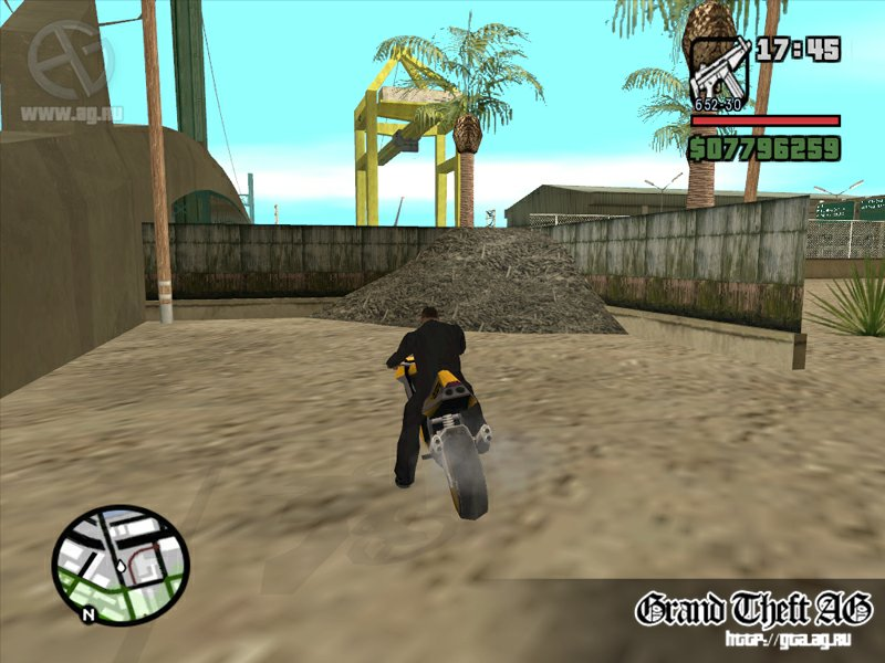 unique jump - Grand Theft Auto: San Andreas