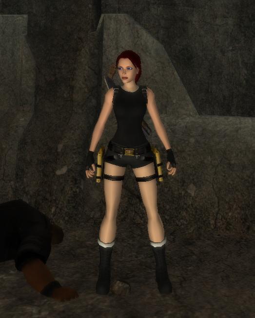 666 - Tomb Raider: Anniversary