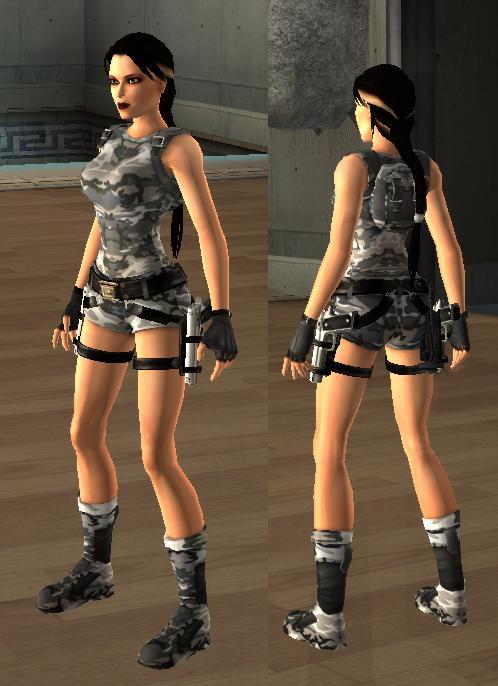 кома.jpg - Tomb Raider: Anniversary